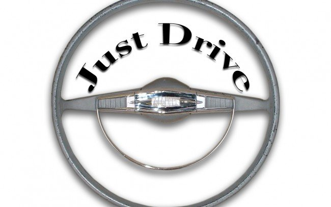 Just Drive Logo