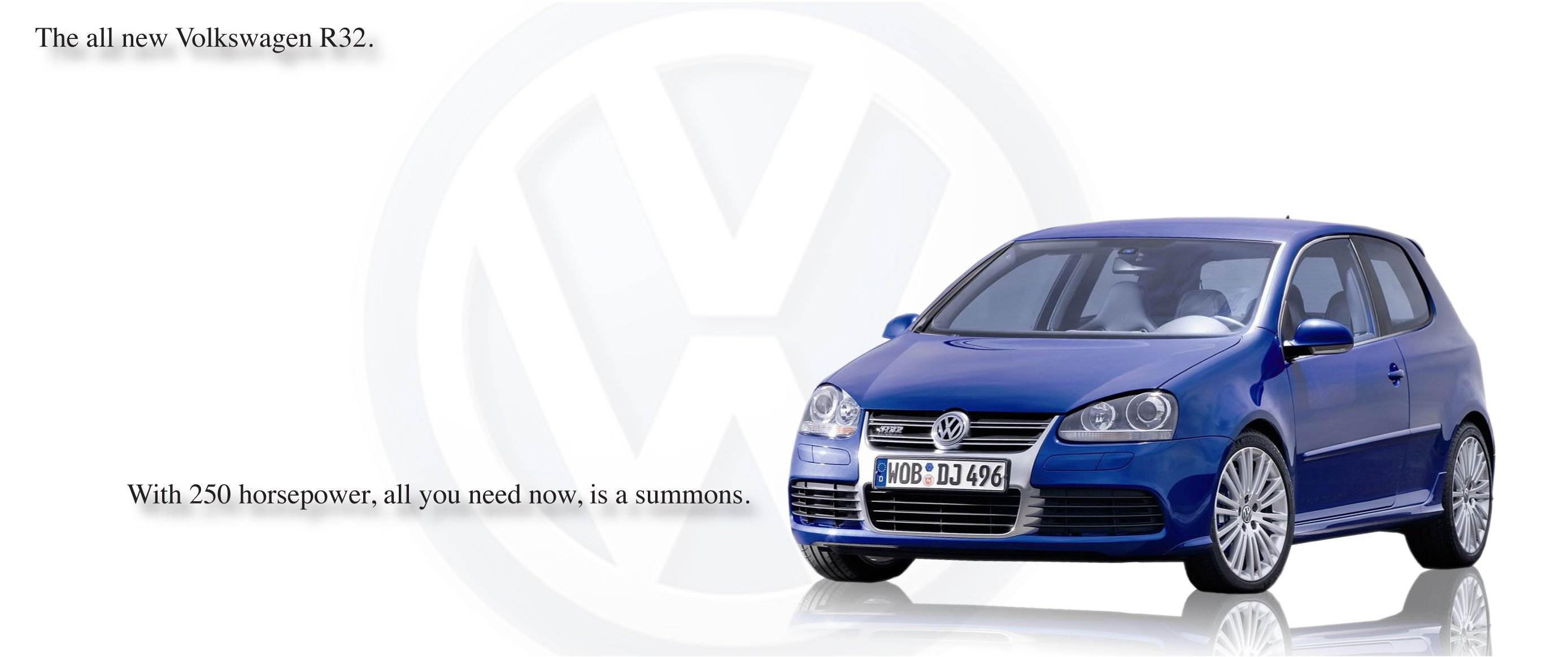 Volkswagen Mailer Front