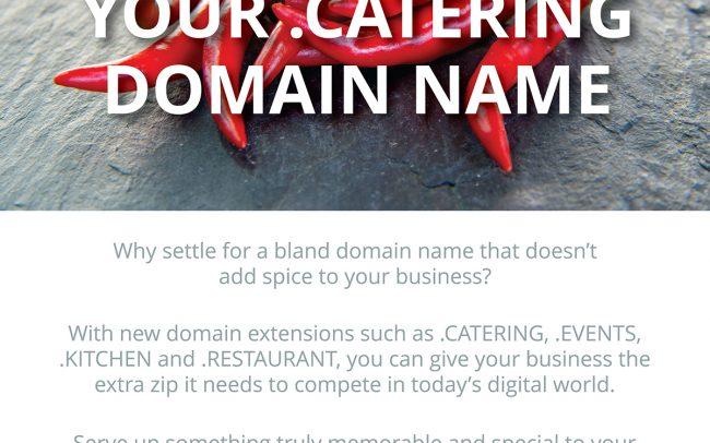 Catering Newsletter