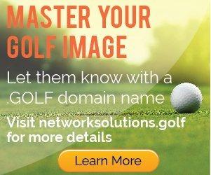Golf Web Banner