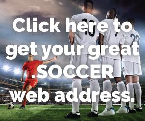 Soccer Web Banner
